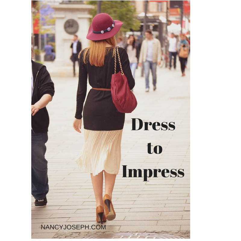 5 Reasons Why You Should Dress to Impress Everyday