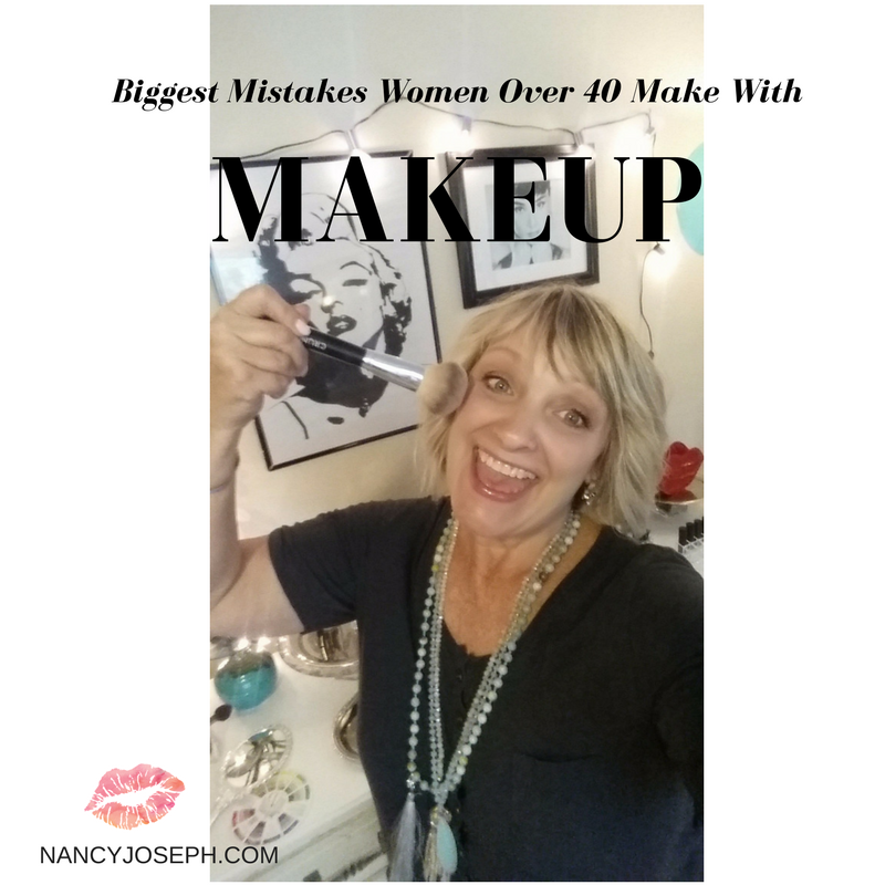 (VIDEO) Biggest Makeup Mistakes Women Over 40 Make