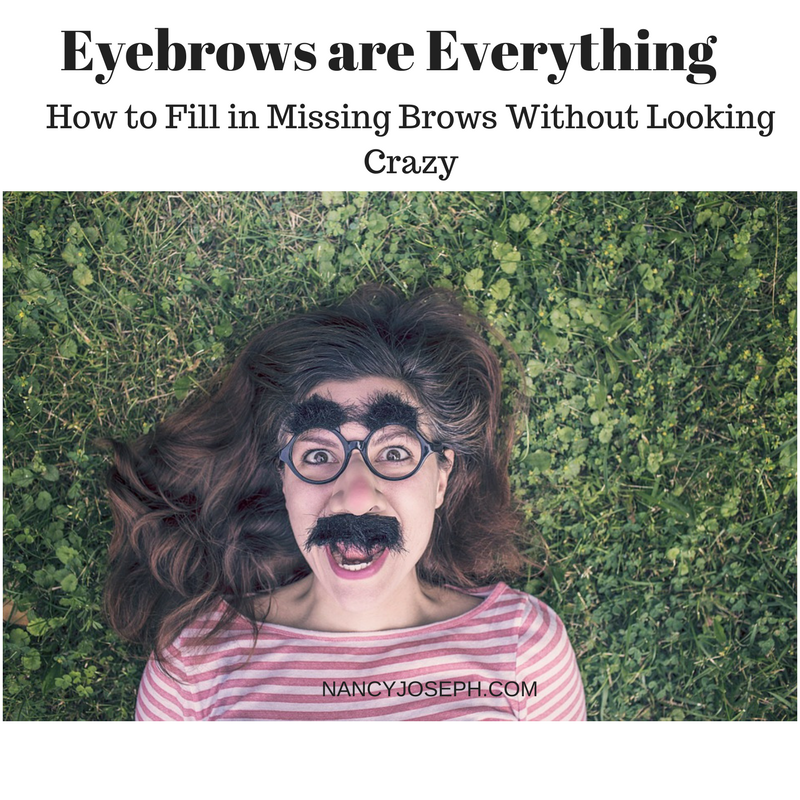 Missing Eyebrows: Learn How To Fill in Your Brows Without Looking Crazy (VIDEO)