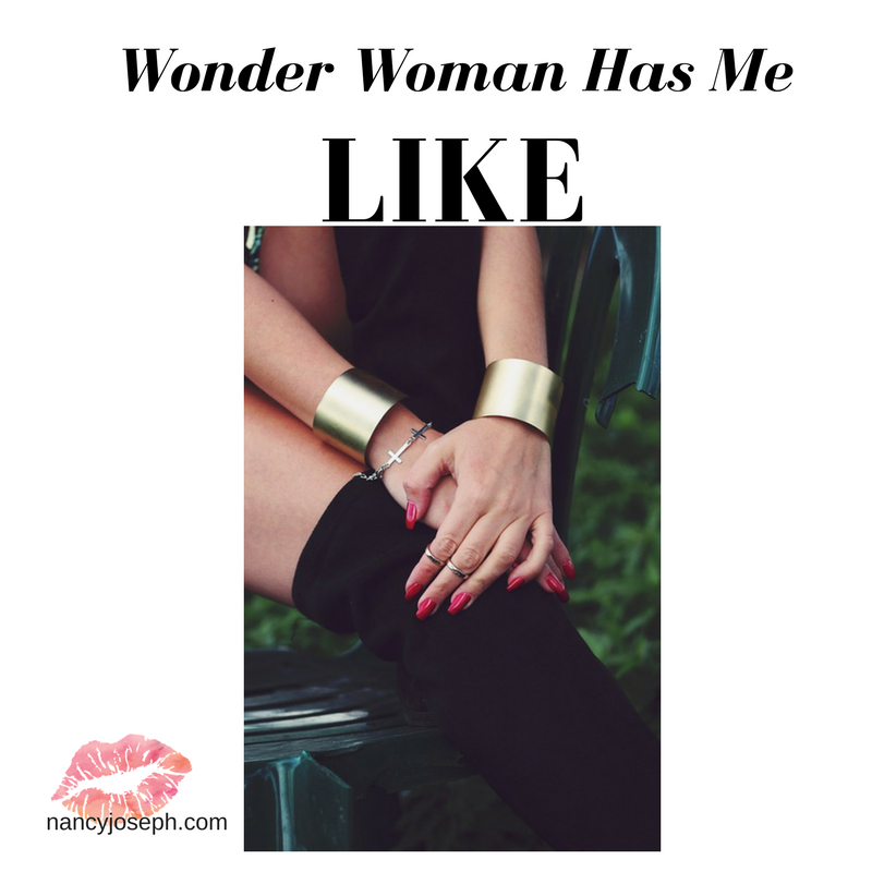 Wonder Woman Has Me Like – The Power of Personal Development & Accessories