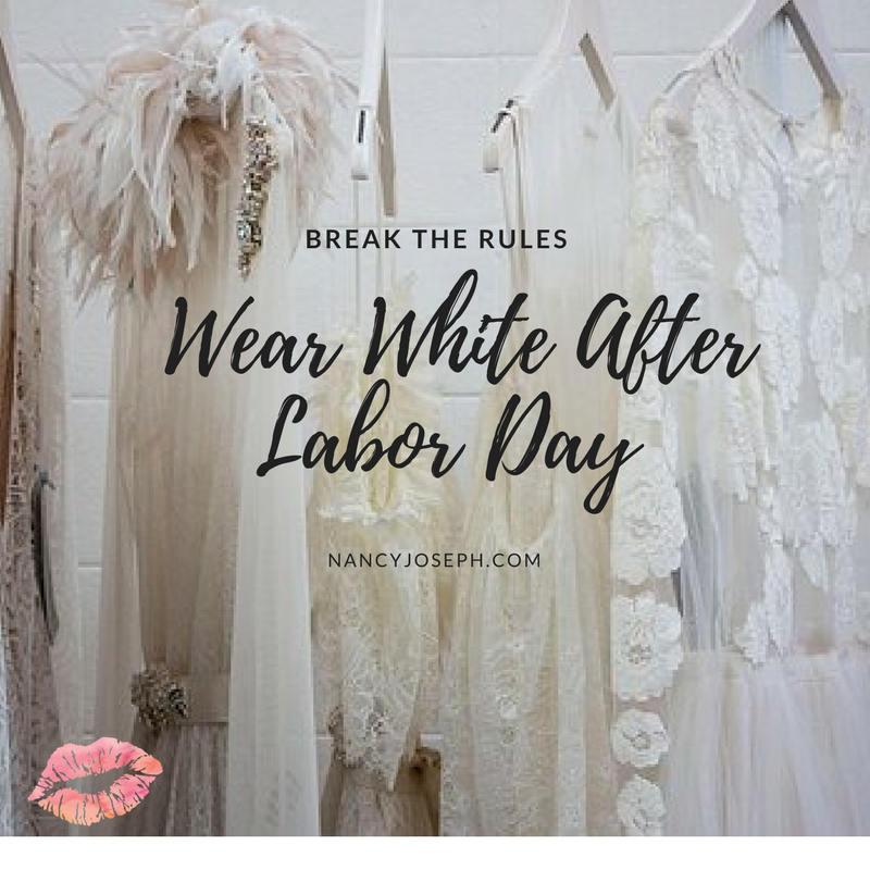 Break the Rules! The Right Way to Wear White After Labor Day