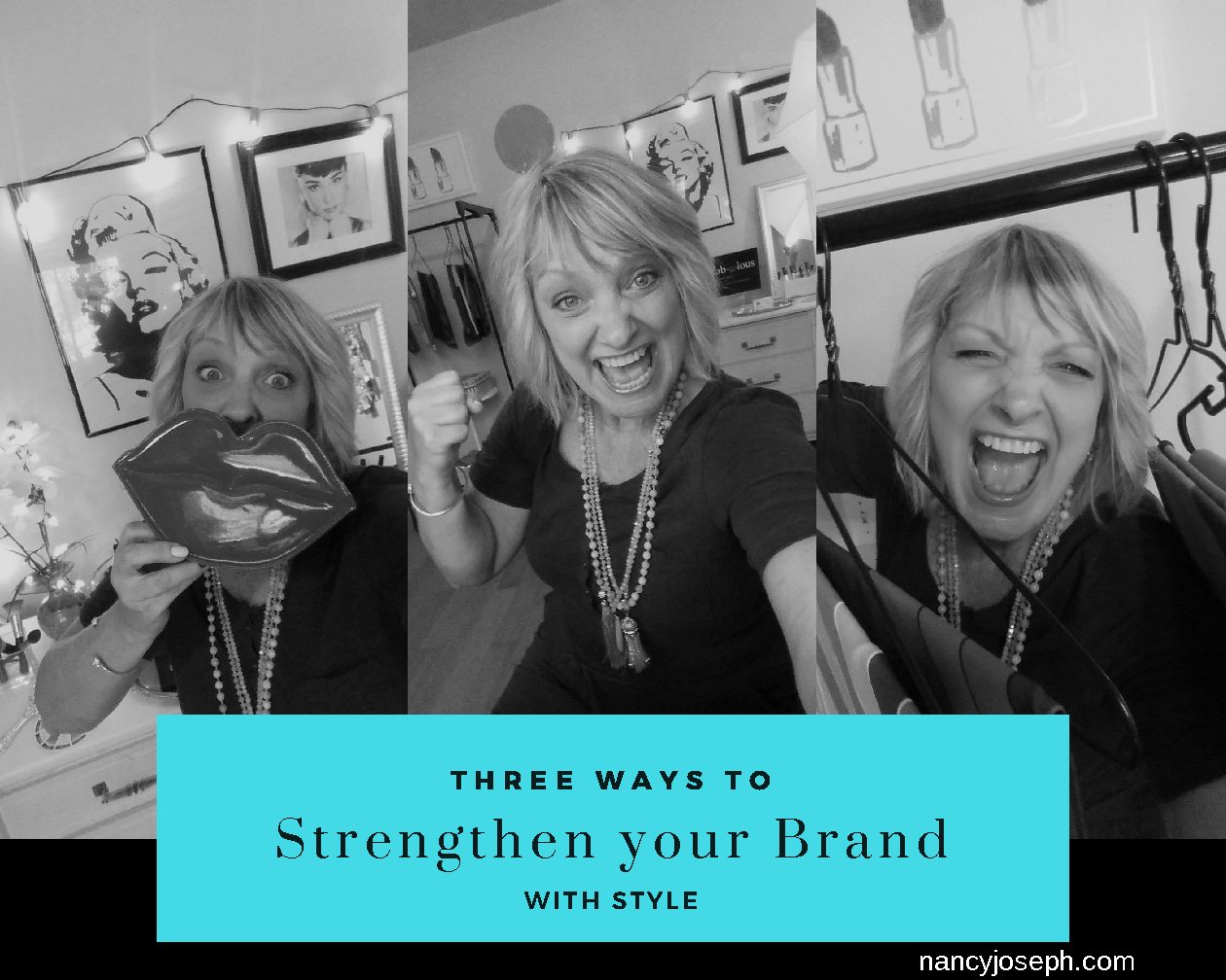 Three Ways to Strengthen Your Brand With Your Style