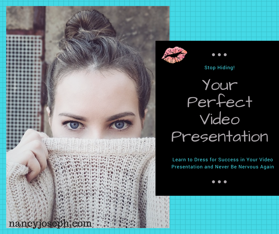 Your Perfect Video Presentation: Three Vital Tips to Look Your Best on Camera